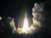 Indian weather satellite INSAT-3D successfully launched from French Guiana