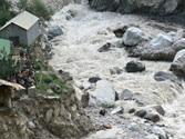 Uttarakhand government issues flood threat around Badrinath