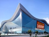 Indoor seaside, fake sun and a replica Mediterranean village! World's biggest building, where else but in China