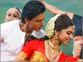 Watch: SRK's favourite song from Chennai Express