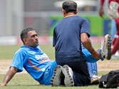 MS Dhoni ruled out of tri-nation ODI series after hamstring injury