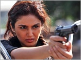 Huma Qureshi packs a punch in D-Day