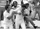 Prudential World Cup: Kapil Dev leads Team India to maiden title