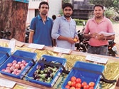 Thinking beyond the rat race: MBA students intern with grocers in Karnataka