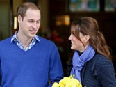 Prince William and Kate keep the world waiting for royal baby's name