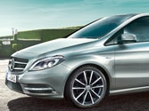 Merc-Benz launches diesel version of B-Class in India