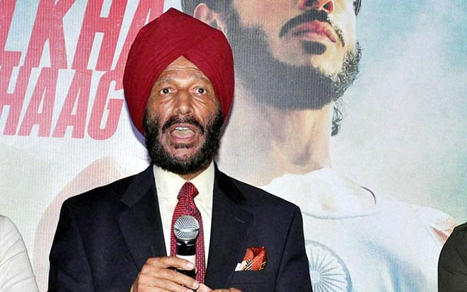 Milkha Singh says he wants to see India get the medal he ...