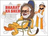 Narendra Modi a.k.a Bharat ka sher?