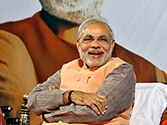 New position, better projection. Modi government wants more PR spin