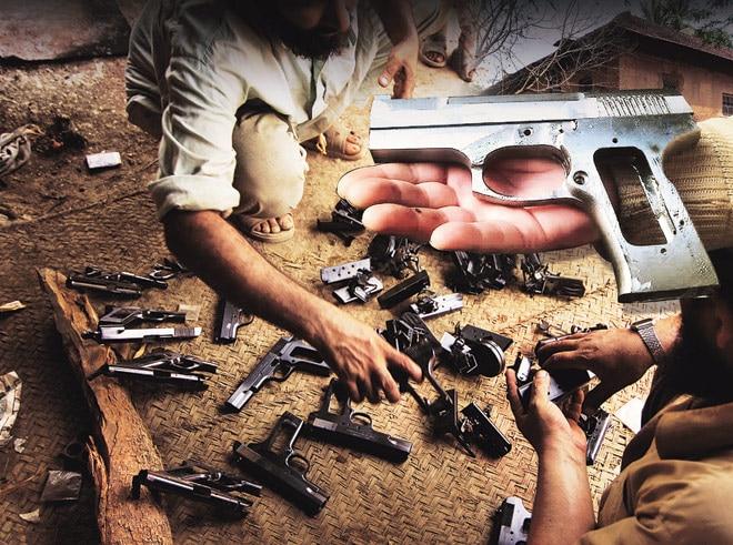 Munger gunsmiths use PM's Rozgar Yojna to set up illegal