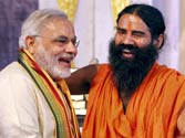 Baba Ramdev says it's wrong to call Narendra Modi a murderer, communal leader