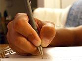 Now, smart pen that vibrates when you make spelling error