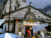 How Kedarnath temple withstood nature's fury and survived