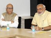 Advani vetoes Modi
