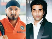 Bollywood calling: Shaan, Harbhajan Singh, Karan Johar all set to try their luck