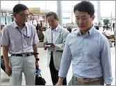 Korean plane goes off runway in Japan, no one injured
