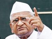 Anna Hazare slams Telangana, says creation of new states will weaken the country