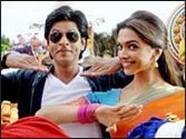 'Chennai Express' climbs US box office after creating record in India