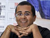 #india67: There is a lot of abuse and personal attack on Twitter, Chetan Bhagat