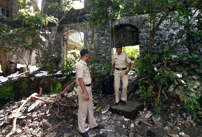 Shakti Mills compound