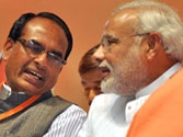 Shivraj Chouhan tweets: Modi's stature can only be compared with Sardar Patel
