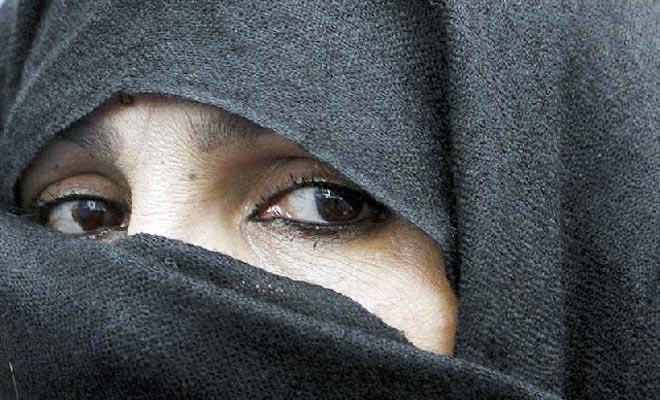 on sale in kerala now a denim purdah for young muslim women