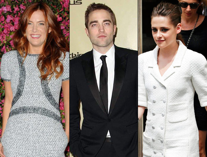Whose robert pattinson dating