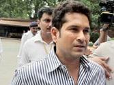 Tendulkar marks debut in Rajya Sabha
