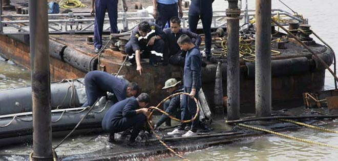 INS Sindhurakshak tragedy: Names of missing sailors released