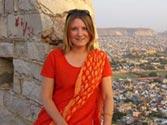 India breaks your heart at every street corner: Travel blogger Mariellen Ward