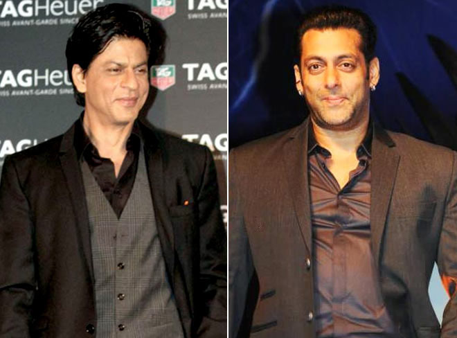 Image result for collage of srk and salman