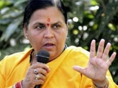 Uma Bharti aims at Congress, says case against Asaram Bapu politically motivated