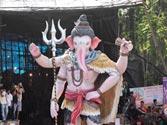 Ganesh Chaturthi: Pune Crorepati Ganesha offered prayers, modak