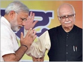 Is Advani going to attend BJP