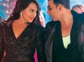 Get ready to party all night with Akshay Kumar & Sonakshi Sinha