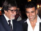Big B to introduce Akshay Kumar in Boss