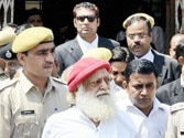 Hundreds of Asaram followers gather outside jail, demand 'darshan'