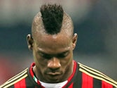 'Super' Mario banned! AC Milan to miss loudmouth Balotelli for 3 games
