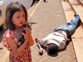Kenya mall attack: Four-year-old confronts terrorist who then asks boy to forgive him