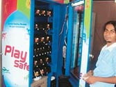 After coal scam comes CONDOM scam. CAG finds 10,000 vending machines missing