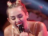 Let Miley Cyrus be a lesson to you: Mum