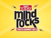 India Today Mind Rocks Youth Summit 2013 underway