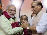 BJP's PM nominee Modi meets sulking Advani for 'blessings'