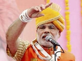 Jaipur rally: Narendra Modi asks people to throw Congress out of power to get rid of corruption