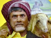 Chandrababu Naidu launches yatra to cash in on united Andhra sentiments