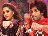 Watch: Nargis Fakhri's first item song