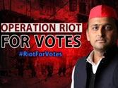 Headlines Today special investigation on Muzaffarnagar: Operation Riot For Votes
