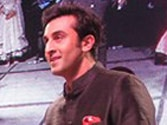 Ranbir Kapoor celebrates early Diwali in Times Square