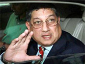 CBI names BCCI's Srinivasan in the new chargesheets filed in the Jaganmohan Reddy assets case