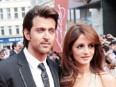 All well in Hrithik-Sussanne's paradise